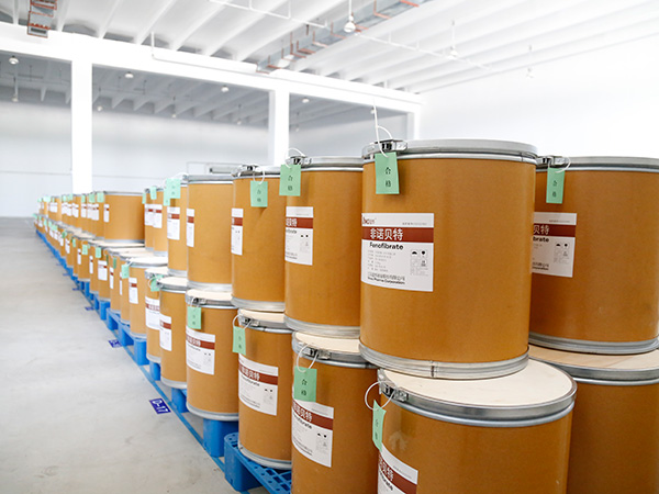 Raw material medicine warehouse